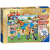 Ravensburger 1000 Piece Puzzle What If? No 8 The Racehorse