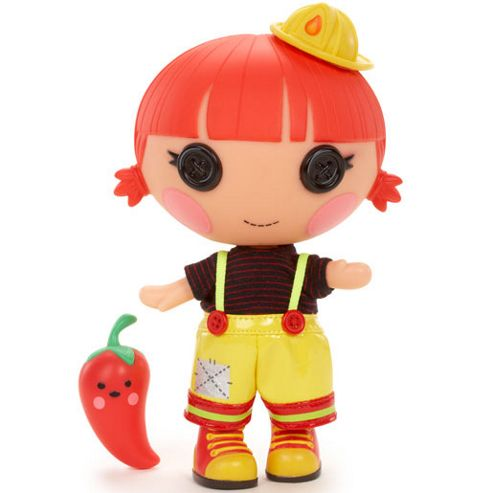MGA Entertainment Lalaloopsy Littles Red Fiery Flame Doll