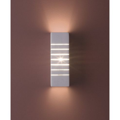 Buy JCC Brindisi Vertical Ceramic Wall Light from our Single Wall Lights range - Tesco