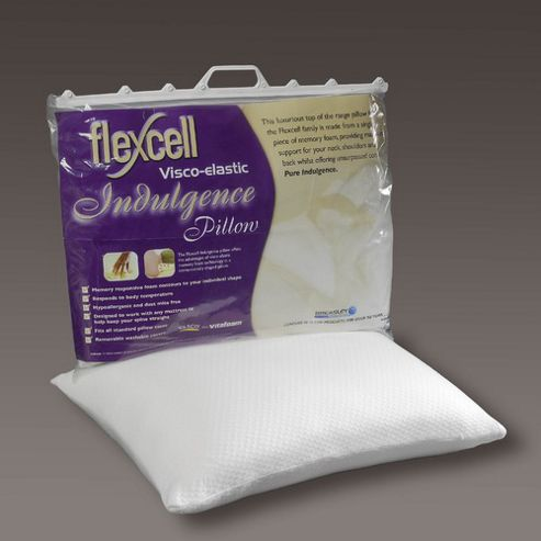 Breasley Flexcell Indulgence Moulded Coolmax Pillow