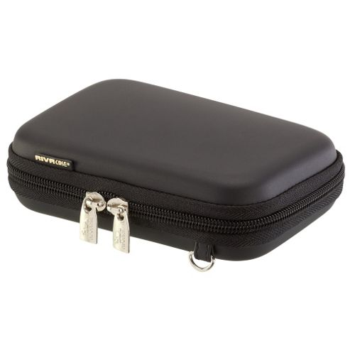 Rivacase 9101 PU 25 Inch HDD Case Black