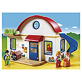 Playmobil 123 Suburban House
