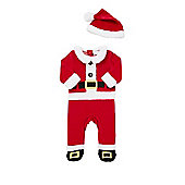 F&F Santa Dress-Up All in One - Red