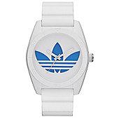 adidas Originals Santiago Unisex Sports Watch White/Blue