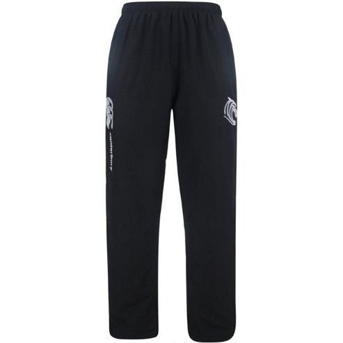 Leicester Tigers Rugby Stadium Pant - Black