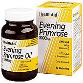 Evening Primrose Oil 1000mg + Vitamin E