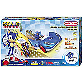 Meccano Sonic The Hedgehog Sonic & Casino Street Playset