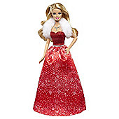 Barbie Doll Holiday Doll