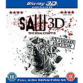 Saw: The Final Chapter (3D Blu-ray)