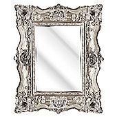 D & J Simons Montague Mirror - Silver - 158cm H x 127cm W