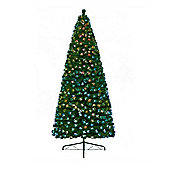 Fibre Optic Burst - Multifuncton Christmas Tree - 80cm - 75 Tip