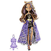 Monster High 13 Wishes Party Haunt the Casbah Clawdeen Doll