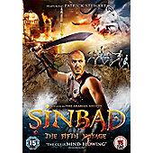 Sinibad DVD