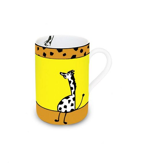 Könitz Animal Stories - Giraffe Mug (Set of 4)