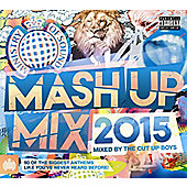 Ministry Of Sound - Mash Up Mix 2015 (2CD)