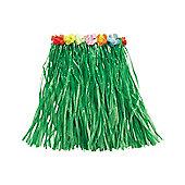 Hawaiian Skirt (Green)