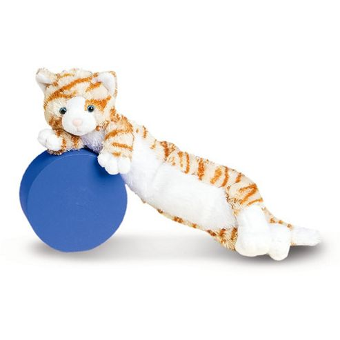 Melissa and Doug - Longfellow Cat - Soft Toy