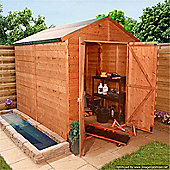 BillyOh 5000 8 x 6 Windowless Tongue & Groove Apex Shed