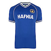 Everton 1982 Home Shirt Blue M