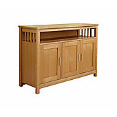 Elements Ashford 3 Door Sideboard - Ash
