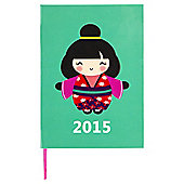 Gogo 2015 Diary A6 Week To View