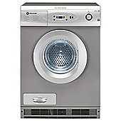 White Knight C96A Condenser Tumble Dryer, 7, C Energy Rating, Silver