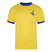 Arsenal 1971 FA Cup Final No11 Shirt Yellow L