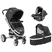 Baby Elegance Neyo Travel System (Anodised/Black)