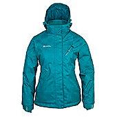Greta Womens Ski Jacket - Aqua