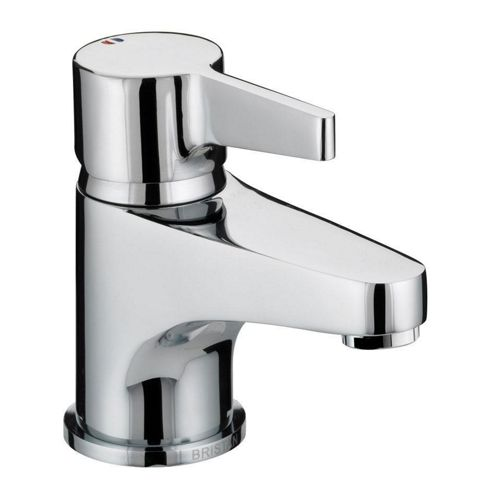 Bristan Design Utility Lever Basin Mixer Tap Chrome Plated
