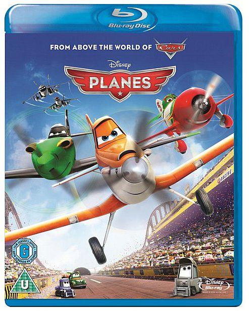 Planes - Blu-Ray