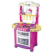 Hello Kitty Light and Sound Kitchen- 19 Accessories