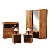 Home Essence Shearwater Bedroom Collection