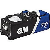 Gunn & Moore 707 Wheelie Cricket Holdall Rucksack Bag