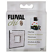 Fluval Chi Replacement Filter Pad 3 Pieces