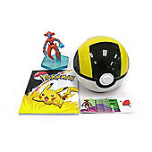 Pokemon Deoxys and Ultra Ball Figure