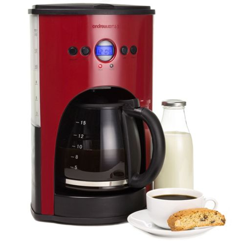 Buy Andrew James 1100W Automatic Filter Coffee Machine in ...