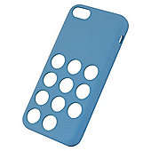 Tortoise™ Soft Protective Case, iPhone 5C. Blue.