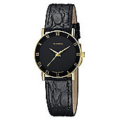 M-Watch Swiss Made Night & Curved Ladies Fashion Watch - A658.1802.20