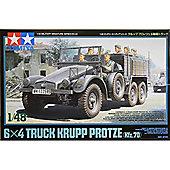 6X4 Truck Krupp Protze Kfz.70 - 1:48 Military - Tamiya