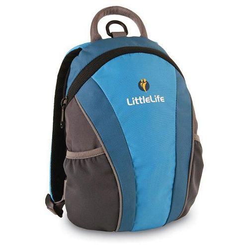 LittleLife Toddler Runabout Daysack Blue
