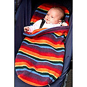 Buggy Snuggle Dinkysnuggles (Warm Stripe Fleece)
