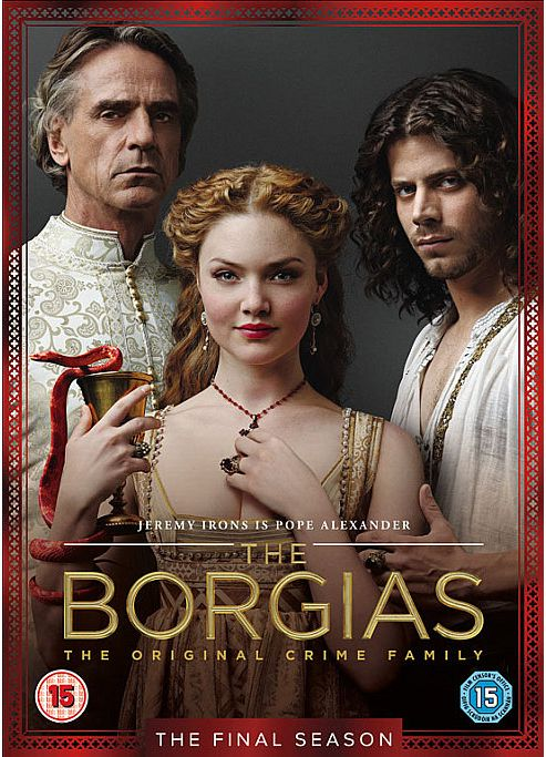 The Borgias - Season 3 (DVD Boxset)