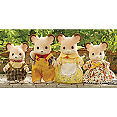 Fielding Field Mouse Family - Sylvanian Families Figures 4178