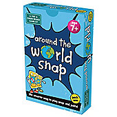 BrainBox Around The World Snap Pack One Card Game