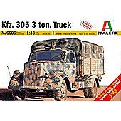 Kfz. 305 3 ton. Truck - 1:48 Scale - 6606 - Italeri