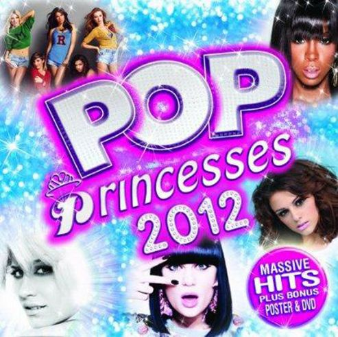 Pop Princesses 2012 (Cd/Dvd)