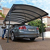Palram Vitoria Grey Carport