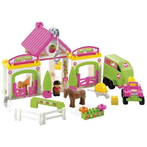 abrick Horse Club Playset