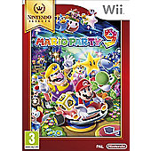 Wii Mario Party 9 Select